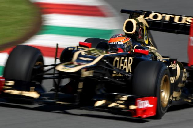 Formula 1 Testing: Times from Day 2 at Mugello