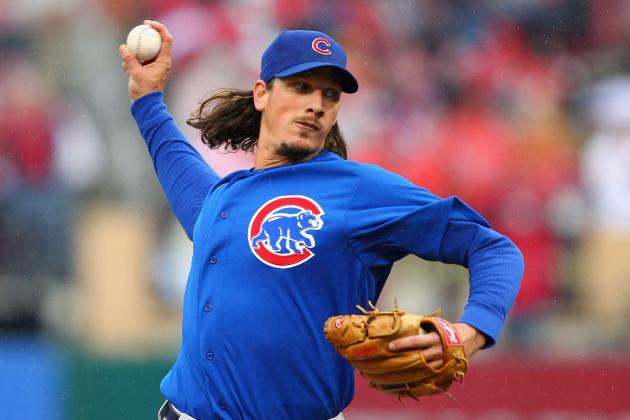Jeff Samardzija vs. Bronson Arroyo: Wednesday Night's Hairdown in Cincinnati