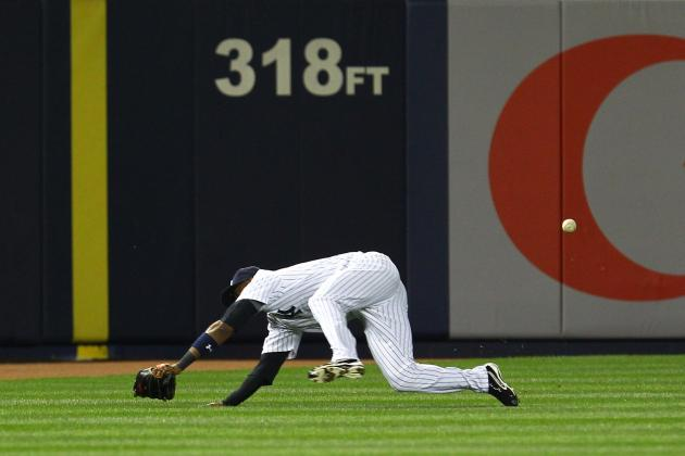 New York Yankees: Eduardo Nunez's Bat Can't Hide His Glove Forever