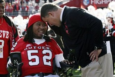 Eric LeGrand Becomes Newest Member of the Tampa Bay Buccaneers