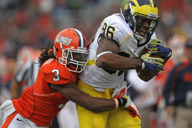 What to Expect from New England Patriots 2012 2nd-Round Pick Tavon Wilson