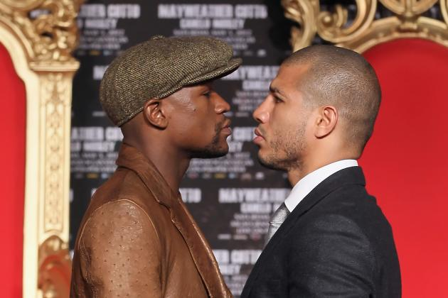 Mayweather vs. Cotto Odds: Predicting Outcomes for Various Bets for Big Bout
