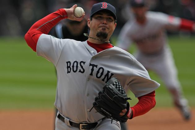 Boston Red Sox: Josh Beckett Will Not Make Next Scheduled Start