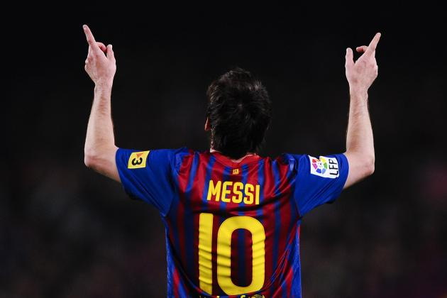 Lionel Messi Breaks Gerd Muller's 39-Year-Old Record with 68th Goal This Season