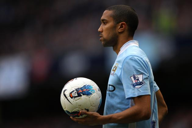 Gael Clichy Makes Convincing Case to Start for France at Euro 2012