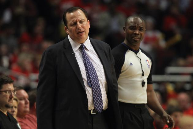 Chicago Bulls: Tom Thibodeau's Time Has Come to Prove He's a Coaching Genius