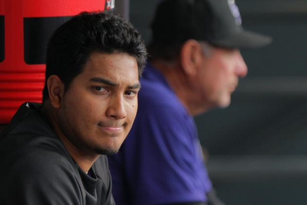 Colorado Rockies: Jhoulys Chacin Is Slowly Packing His Bags