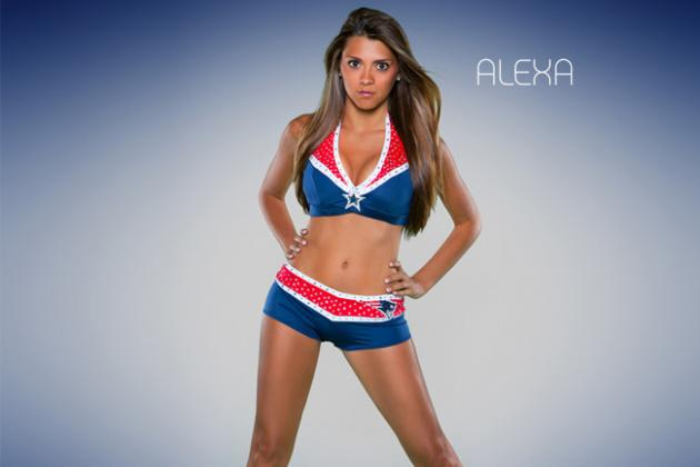 NFL: Alexa Flutie Joins San Diego Chargers Cheerleading Squad
