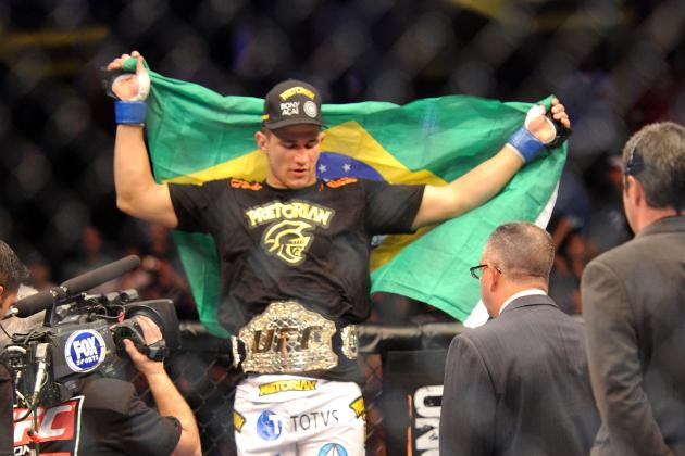Is Brazil the Most Important Country in UFC History?