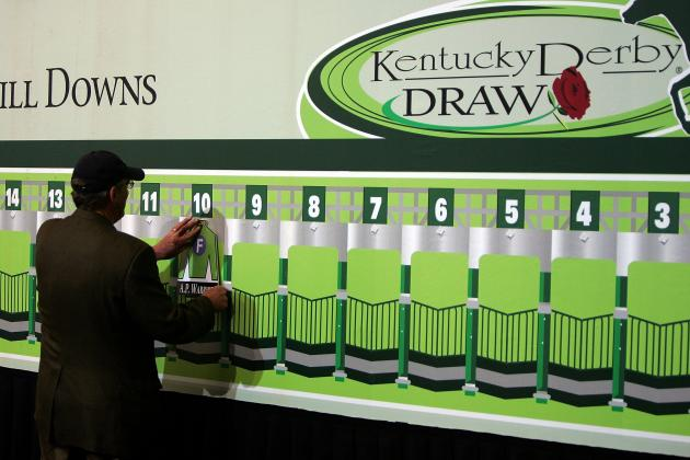 Kentucky Derby 2012 Update: Post Positions Draw Results Are in