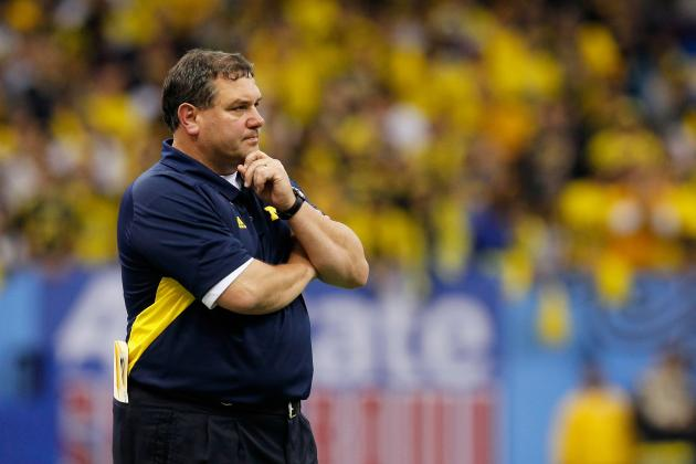 Michigan Wolverines Football: Grading the Coaching Staff: Hoke, Borges, Mattison