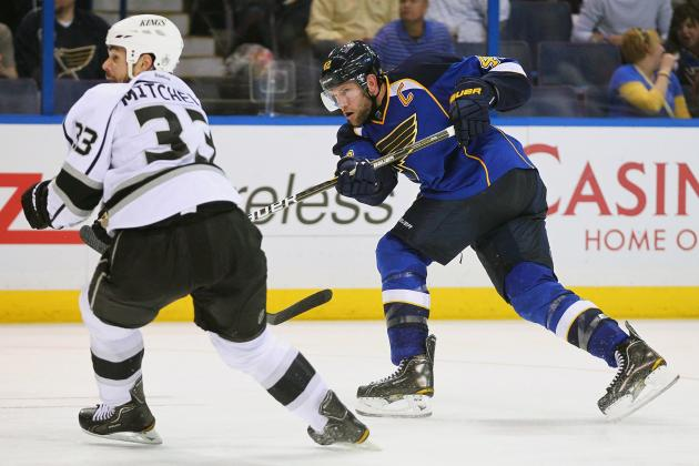 St. Louis Blues: 3 Players Who Must Step Up Against Los Angeles Kings in Game 3