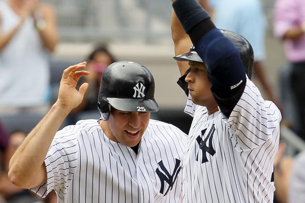 MLB: Who Has the Worse Contract for the New York Yankees, Teixeira or A-Rod?