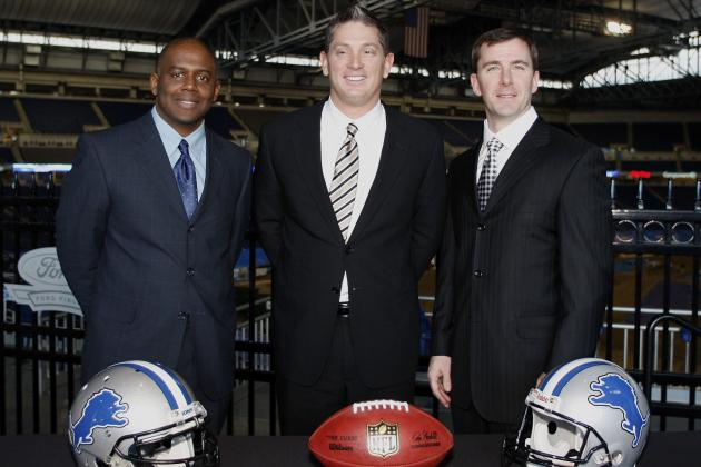 They Did It Their Way: Reviewing the Detroit Lions' 2012 NFL Draft
