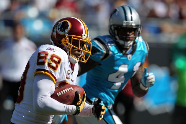 Washington Redskins: Who Will Be the Starting Wide Receivers for 2012?