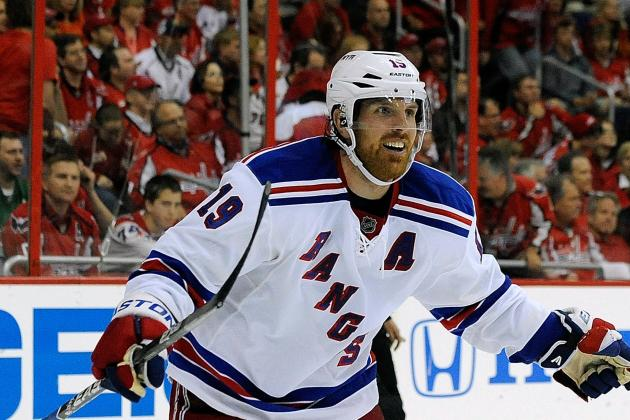 NHL Playoffs 2012: Rangers Edge Capitals in Triple Overtime Thriller