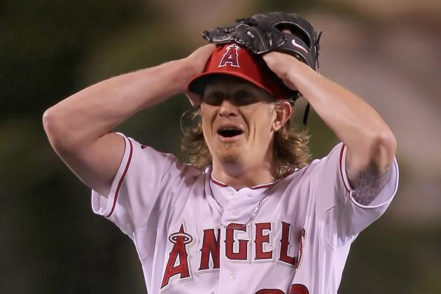 Jered Weaver No-Hitter: Ace's Gem Is the Kick-Start LA Angels Need