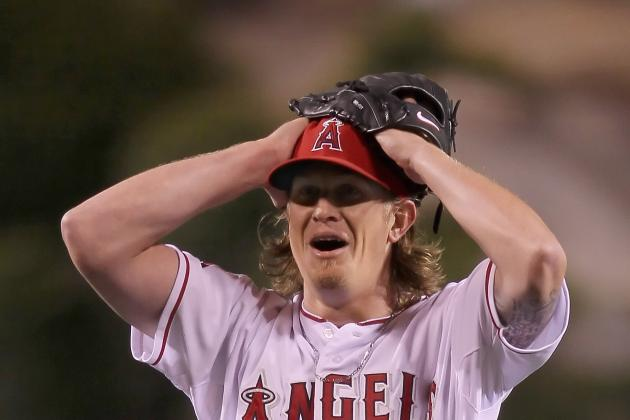 MLB History: Jered Weaver Throws 10th No Hitter in Angels History
