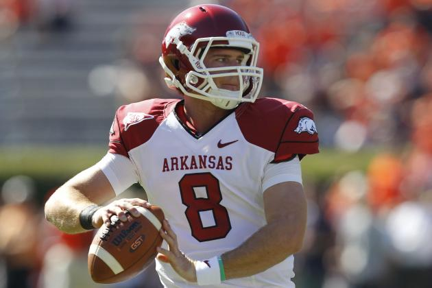 2013 NFL Mock Draft: Projecting Where the Top QBs Land