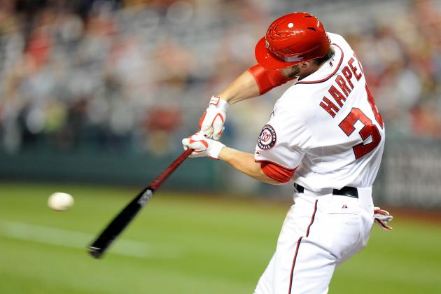 Bryce Harper Saved the Washington Nationals' Season Wednesday Night