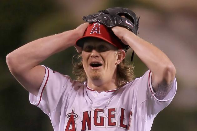 Jared Weaver No Hitter: Why This No-No Won't Turn Things Around for L.A. Angels
