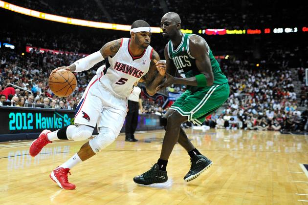 2012 NBA Playoffs: Why Atlanta Needs a Healthy J-Smoove Against the Celtics
