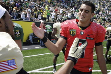 Oregon Ducks Football: Bryan Bennett vs. Marcus Mariota, Why Choose?