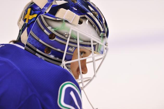 Vancouver Canucks Prospects Coverage: G Eddie Lack