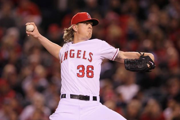 Jered Weaver's No-Hitter Is a Sign 2012 Will Be Year of the Pitcher