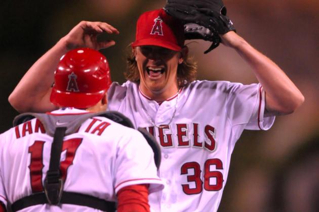 Jered Weaver No-Hitter: Ace's Gem Is the Kick-Start LA Angels Need