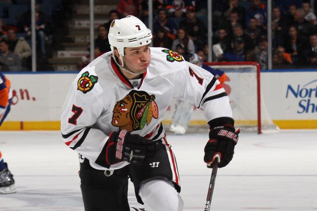 Chicago Blackhawks 2012 Season Review: A Disturbing Two-Year Drop on Defense