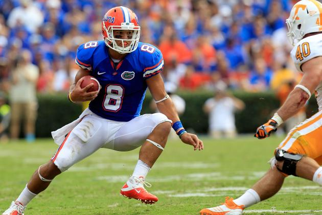 SEC Football Top 150 Players: No. 119, Trey Burton, Florida RB/WR