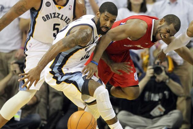 2012 NBA Playoffs: O.J. Mayo Shows Why Memphis Grizzlies Wouldn't Have Dealt Him