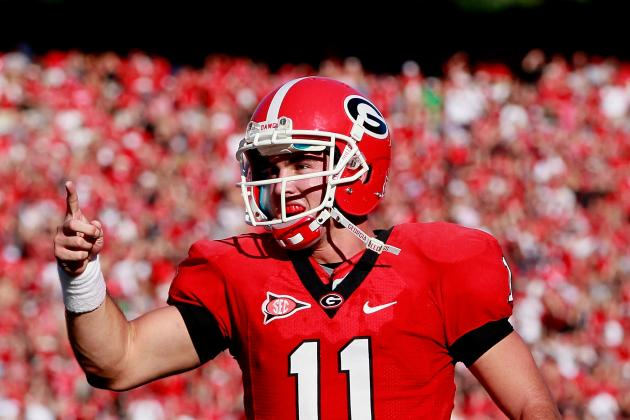 Georgia Football: Is Aaron Murray Being Unfairly Criticized for His Play?