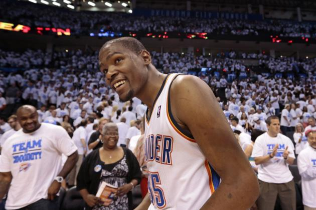 Kevin Durant's Nice Guy Reputation Will Help Him Win 2012 NBA MVP