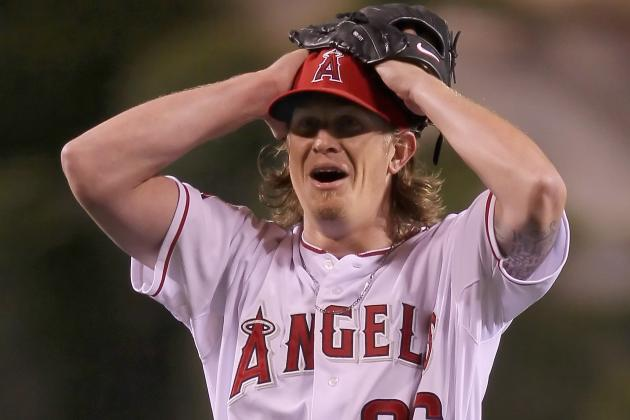 Jered Weaver: Angels Star Establishes Himself as Elite Starter with No-Hitter