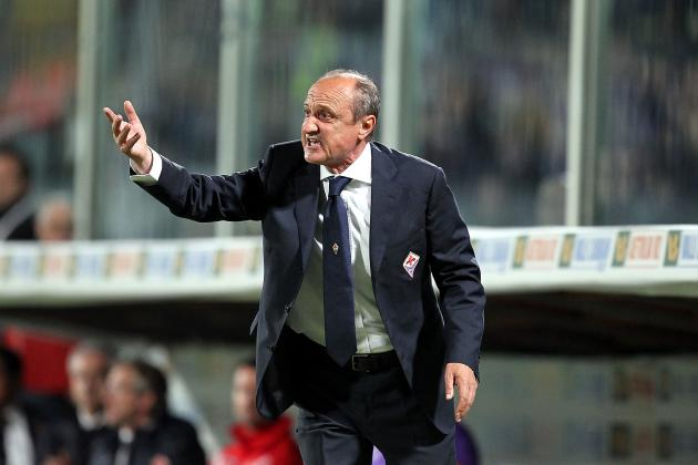 Delio Rossi Fired: Fiorentina Manager Fired After Attacking His Own Player