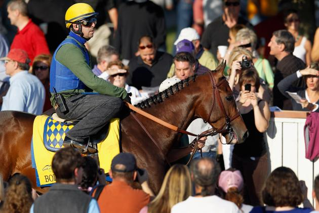 Bodemeister: Kentucky Derby Favorite Has Only a Few Real Threats