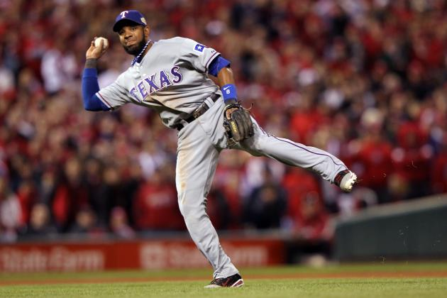 Texas Rangers 2012: Why Locking Up Elvis Andrus Should Be the Top Priority