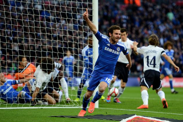Chelsea FC: Is Juan Mata Having a Better Season Than David Silva?