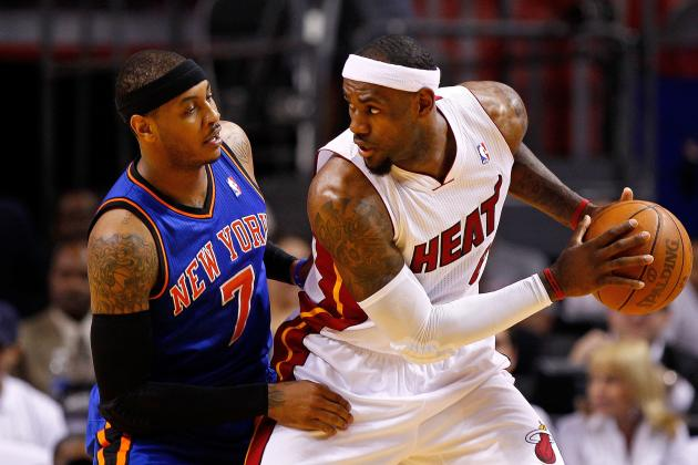 Projecting the 2012 All NBA Teams and Award Winners