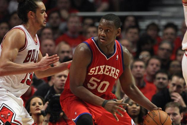 NBA Playoffs 2012: Can Lavoy Allen Save the Philadelphia 76ers' Frontcourt?