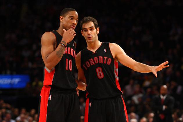 Toronto Raptors 2012 Offseason Plan: Stay Patient and Get Lucky