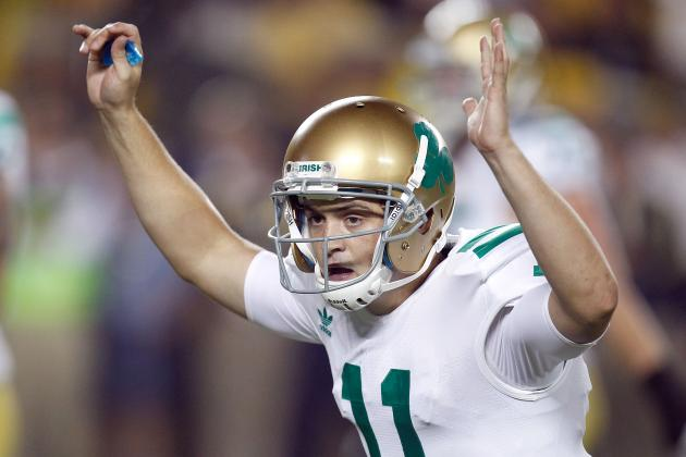 Notre Dame QB Tommy Rees Adds to List of Embarrassing Offseason Arrests