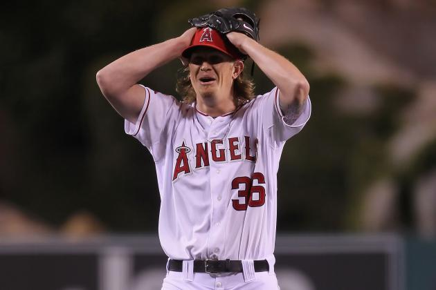 Jered Weaver No-Hits the Minnesota Twins for Second No-No of the Year