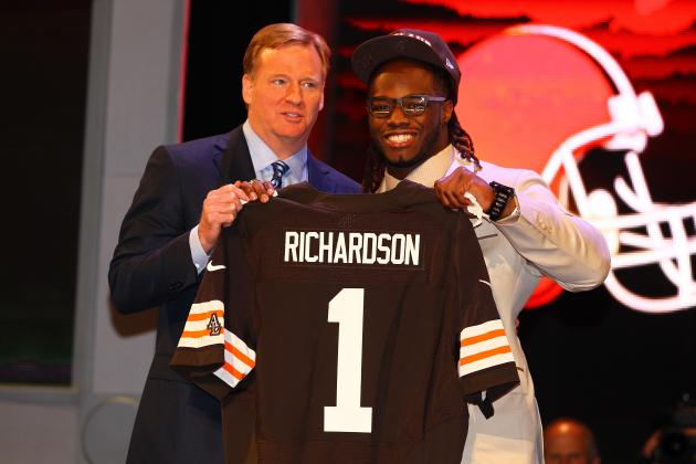 Breaking Down Trent Richardson's Fit in the Cleveland Browns' Offense