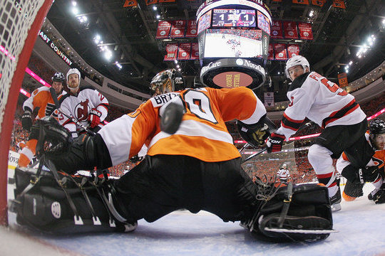 NHL Playoffs 2012: Philadelphia Flyers Got Another Wake-Up Call in Game 2