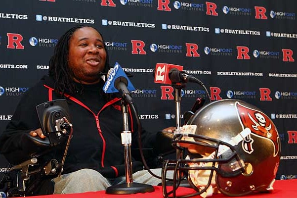 NFL: The League Needs to Start Selling Eric LeGrand Jerseys