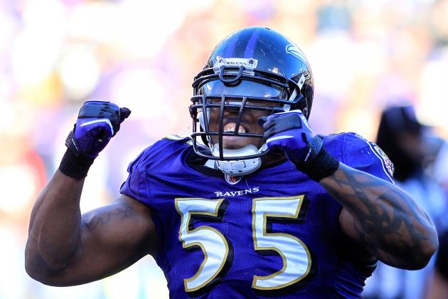 Terrell Suggs Achilles Injury: Courtney Upshaw Should Start for Ravens