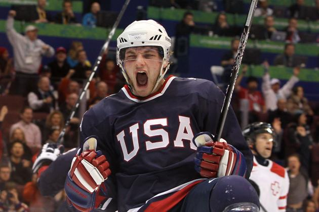 World Hockey Championships 2012: Breaking Down Team USA's Chances in Tournament